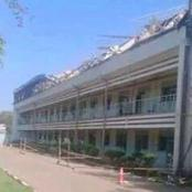 Happening Now: Referral Hospital In Kenya Collapses