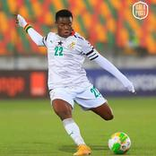 Ghana Wonderkid, Abdul Issahaku Fatawu named U20 Afcon Best Player