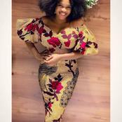 20 Days to Valentine's Day, Ladies See Thirty Different Ankara Styles That You can Rock