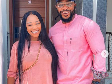 Fans believe that Sonia Mbele and the man she took a picture with recently make a great couple.