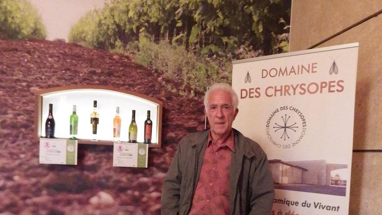 Bruno Bourret, un vigneron bâtisseur