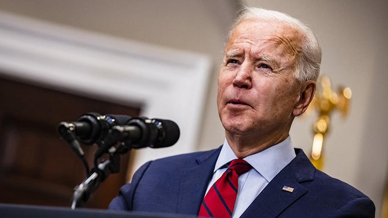Biden presses Congress to restore Voting Rights Act