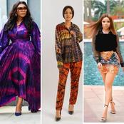 Ladies, Check Out Different Fashionable Styles You Can Sew With Adire Fabrics