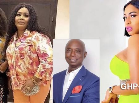 Chika Ike warned by Regina Daniels mother to stay off Ned Nwoko
