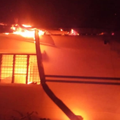 Hoodlums Burn Down Police Station In Imo State