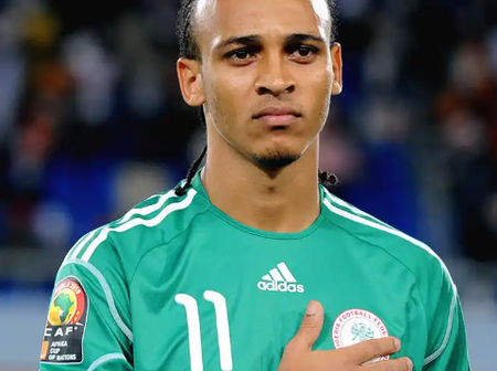 Pictures of Osaze Odemwingie and his beautiful family