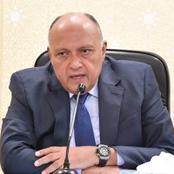 في اجتماع اليوم بالبرلمان المصري.. سامح شكري يكشف ممولي سد النهضة.. وسيناريوهين فقط للتعامل معه