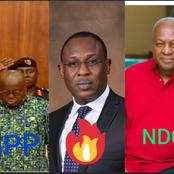 Kofi Bentil Reveals The Relative Chances Of Who Will Win The 2020 Election (See  Reaction of Ghanaians)