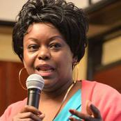 'Five seconds of pleasure is not worth your life' MP Millie Odhiambo tells men