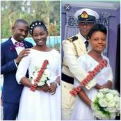 Check Out Lovely Photos Of Deeper Life Weddings Without Earrings, Nails And Make-Up [Photos]