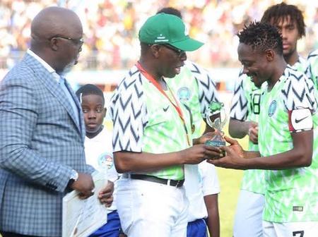 Three Top Football Loving Nigerian Governors Or Their Deputies