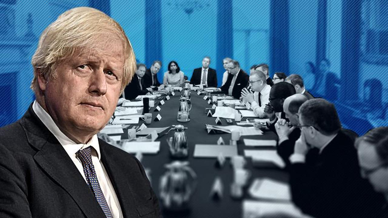 Boris Johnson's cabinet reshuffle: Who's in and who's out as prime minister changes his top team
