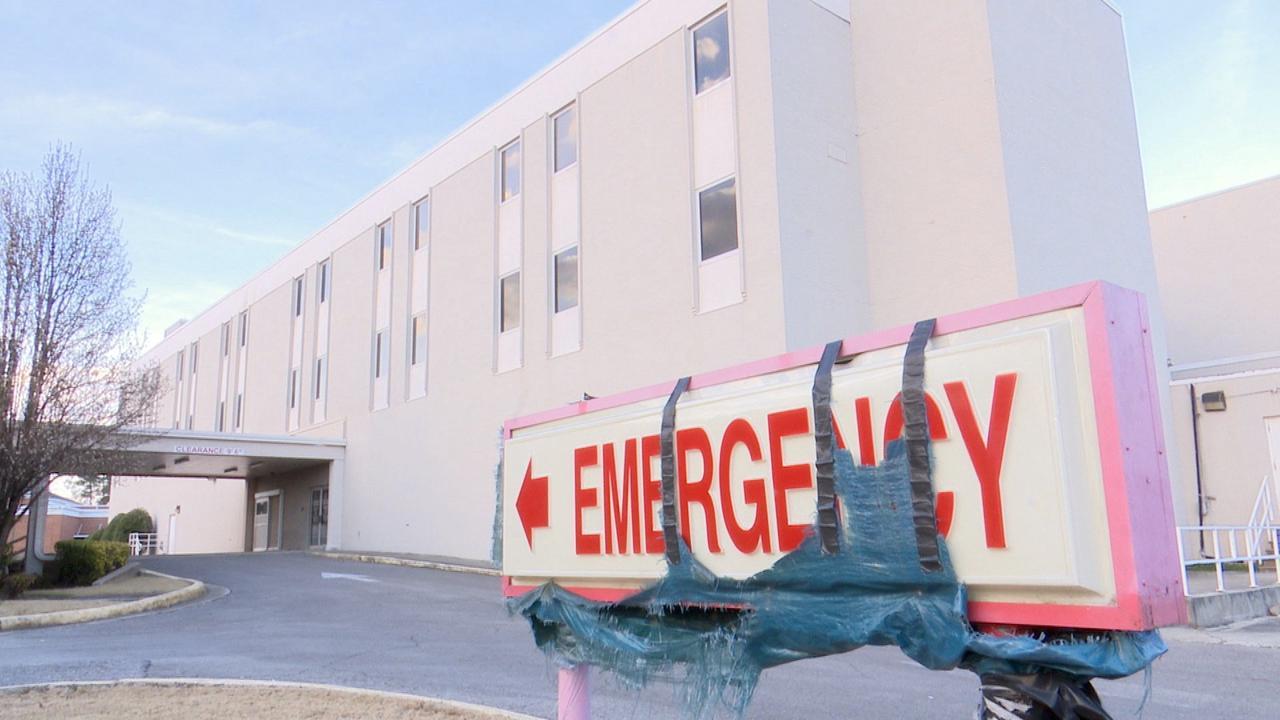 Former Hartselle Medical Center building to be demolished