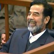 هذا هو سر ابتسامة صدام حسين قبل إعدامه يكشفه جندي أمريكي