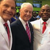 Oyedepo, Oyakhilome, Oritsejafor With Benny Hinn, Copeland, Cerullo & Other Foreign Pastors