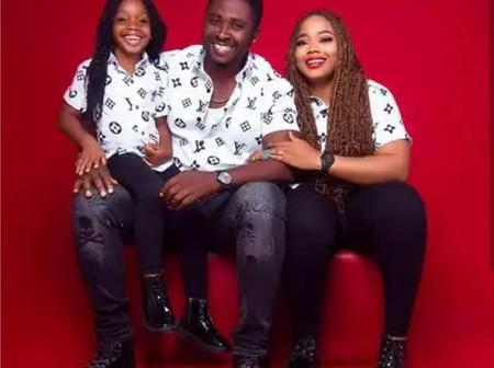 Check Out The Adorable Family Of Nollywood Actor, Onny Micheal