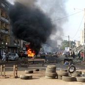 La Côte d'Ivoire sous haute tension ce lundi , Ouattara va-t-il reculer ?