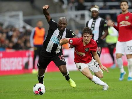 Man United makes club history with Newcastle win