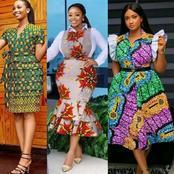 Fashionistas, Upgrade Your Wardrobe With These Lastest Ankara Fabrics