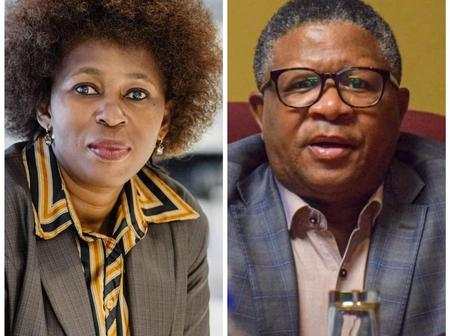Dr Khoza Spills out all she knows about Mbalula