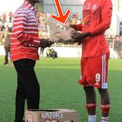 Throwback to when a Malawian footballer was given a cock as man of the match award
