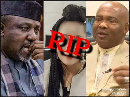 Today's News: Popular Nigerian Actress Is Dead,