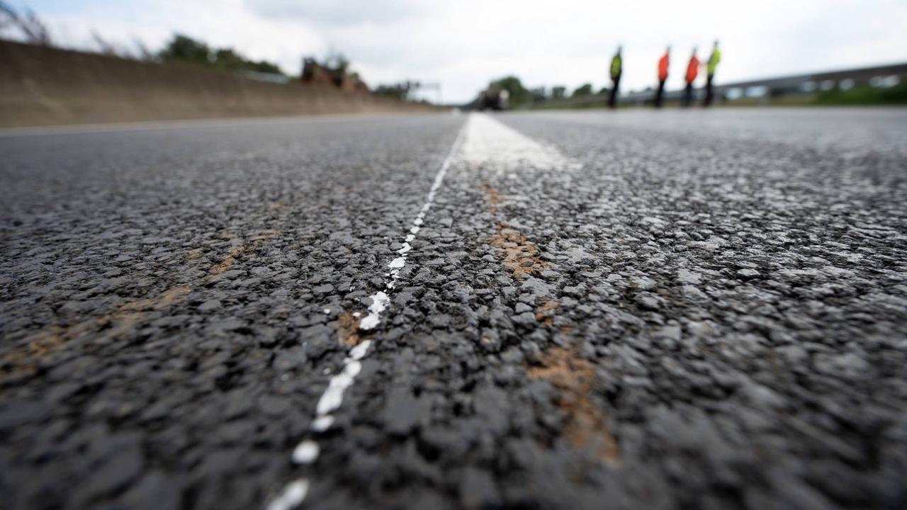 Nach Flut: A61 zwischen Kerpen und Meckenheim wieder frei