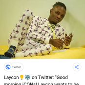 Mixed reactions as Laycon promises to do anything any other man won't do for his fans