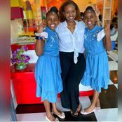 Meet Grace Msalame's Adorable All Grown Kids (Photos)