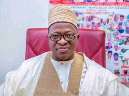 Former Plateau Governor, Jonah Jang begs Buhari to pardon his political rival, Joshua Dariye