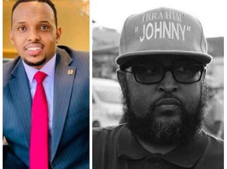 Alinur Mohamed Mourns The Death Of Nairobi Politician Ibrahim Johnny