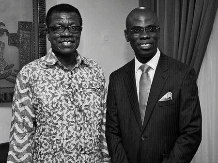 Meet This Top ICGC Pastor and 2 Others, Big Men Serving God Indeed! PICS