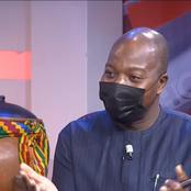 Mahama Ayariga Replies To Sammy Gyamfi After He Questioned The Loyalty Of NDC MPs.