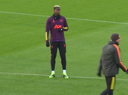Injury Update: 3 Things Spotted In Manchester United Training As Paul Pogba Returns
