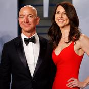 After Divorcing The Richest Man In The World, Check Out The Person That Jeff Bezos's Ex-wife Married