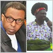 Ahmednasir Now Wants DP Ruto to Name his Running Mate From Central, Says He Holds Well Against G-7
