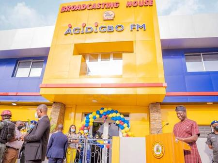 Another Private Radio Station Launched in Oyo State. See the owner
