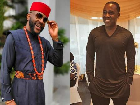 Frank Edoho Replies A Fan Who Said He Should Replace Ebuka As BBNaija Show Host