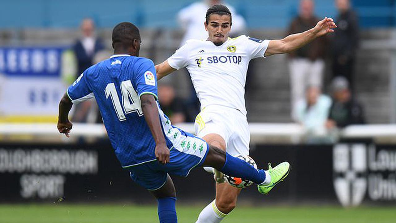 Leeds face potential defensive nightmare ahead of Premier League opener at Manchester United after Diego Llorente and Pascal Struijk suffer injuries in friendly defeat
