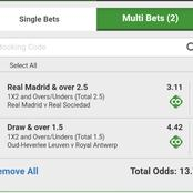 Tonight Best Betting Odds