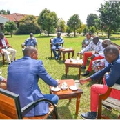 William Ruto to be Kicked out of Karen William Ruto to be Kicked out of Karen  Mansion - David Murathe