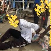 Koumassi : un voleur de gaz pris en flagrant délit dans une cour commune