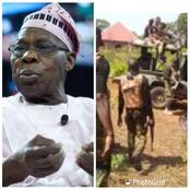 Today's Headlines: Bandits Release Kidnapped Imo Catholic Priest, Ex-President Obasanjo Speaks Again