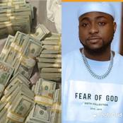 Remember Davido's 'Jowo' Music Video,  See How Much He Has Allegedly Earned From It On Youtube