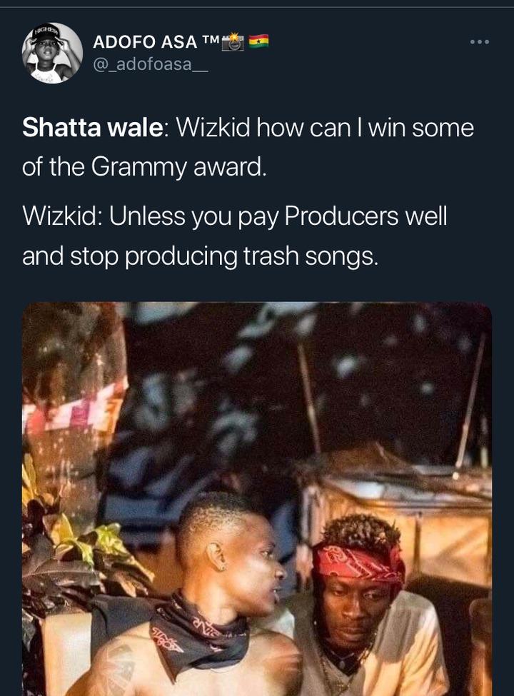 7c600f8fd71c437b92eca50983c8abb7?quality=uhq&resize=720 - Shatta Wale In Trouble As Netizens Troll Him After Wizkid Won Grammy Award With Beyoncé
