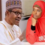 After President Buhari Described The Recent Attack Of Bandits, See What Aishat Yesufu Called Him