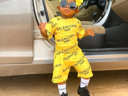 10 pictures of strongman's daughter that proves she's a fashionable kid