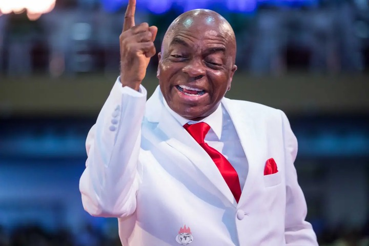"""SHUT UP YOUR SMELLY MOUTH"" - BISHOP OYEDEPO TELLS PASTORS"