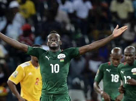 Les étalons du Burkina Faso victorieux, B. Traoré décisif, voici les détails.