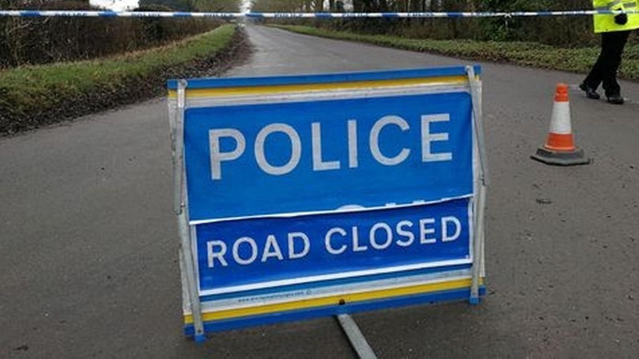 Epsom road blocked due to 'police incident'